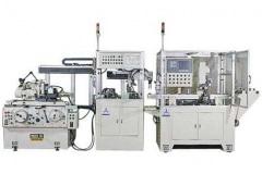 CNC Shaft Straightening-drilling-grinding machine